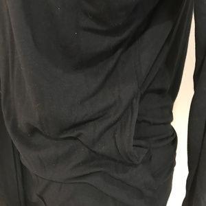 Helmut Lang Tops - Helmut Lang Modal Black Cardigan - Small